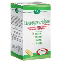 OMEGACTIV KAPSLE - omega 3,6,7,9 120 ks ESI