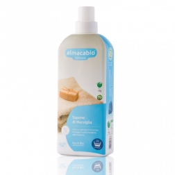 Mýdlo marseilské tekuté na praní 1 l ALMACABIO