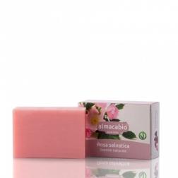 Rostlinné mýdlo ŠÍPKOVÁ RŮŽE 100 g ALMACABIO