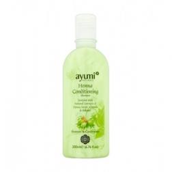 Šampon s kondicionérem (Shikakai,mandl. olej, henna) 200 ml AYUURI