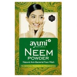 Prášek NEEM - antibakteriální přípravek na obličej 100 g AYUURI