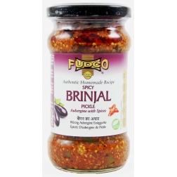 Pickle BAKLAŽÁN (silně pálivý) 300 g FUDCO