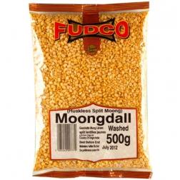Mung fazole loupaná 500 g FUDCO