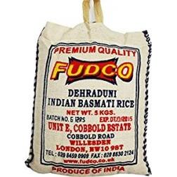 Rýže Basmati 5 kg FUDCO