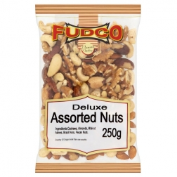 Ořechová směs 250 g FUDCO