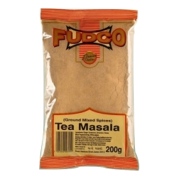 Tea MASALA - směs koření k přípravě čaje  200 g FUDCO