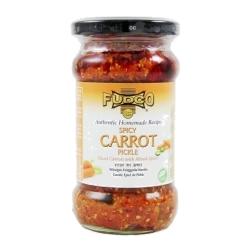 Pickle KAROTKA 283 g FUDCO