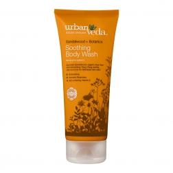 Tělový šampon se santalem 200 ml URBANVEDA