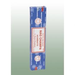 Vonné tyčinky - NAG CHAMPA - MODRÉ 15 g