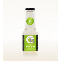 Kokosová voda - s citronovou trávou BIO 300 ml COSMOVEDA
