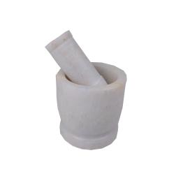 Hmoždíř kovový - nerez malý, velikost 2
