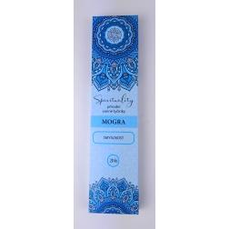 Přírodní vonné tyčinky Spirituality - MOGRA 20 KS
