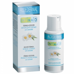 Intimaid - pro intimní hygienu ALOE VERA s heřmánkem + Intimaid s mentolem ZDARMA