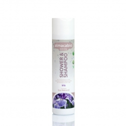 Šampon tělový a vlasový IRIS 250 ml ALMACABIO
