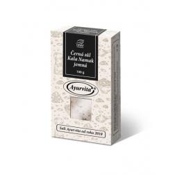 Sůl černá jemně mletá 100 g DNM