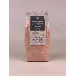 Sůl Himalájská růžová jemně mletá 500 g DNM