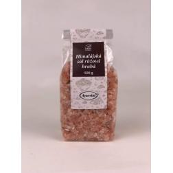 Sůl Himalájská růžová hrubozrnná (2 - 5 mm) 500 g DNM
