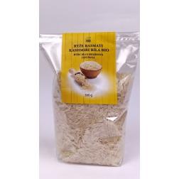 Rýže Basmati KASHMIR BÍLÁ BIO 300 g DNM