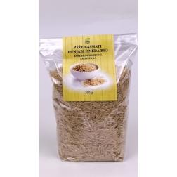 Rýže Basmati PUNJABI HNĚDÁ BIO 300 g DNM