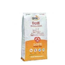 AMI DOG rostlinné granule 1,5 kg AMI