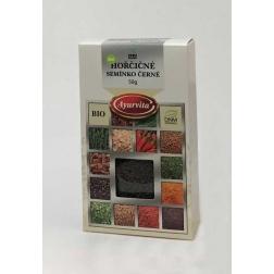 Hořčičné semínko černé BIO 50 g DNM
